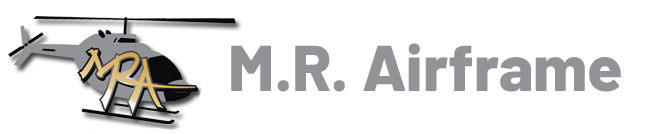 M.R. Airframe | Your Aircraft Sheet Metal, Composite, Welding and NDT Specialist - M.R. Airframe Ltd., your aircraft sheet metal, composite, welding and NDT Specialists based in Merrickville, ON area, servicing the rotary and fixed wing industries world-wide. Transport Canada Approved Maintenance and Manufacturing Organization #45-06